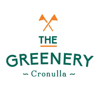 The Greenery Cronulla Logo